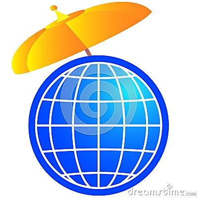 Globalt skugga