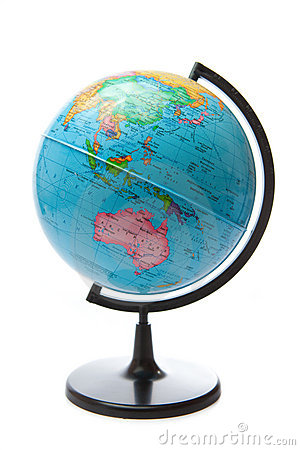 Free Globe Royalty Free Stock Images - 18880549
