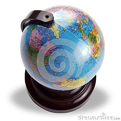 Free Globe Royalty Free Stock Images - 3333479