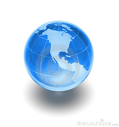 Free Globe Royalty Free Stock Photo - 4896045