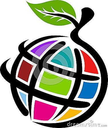 Globe apple