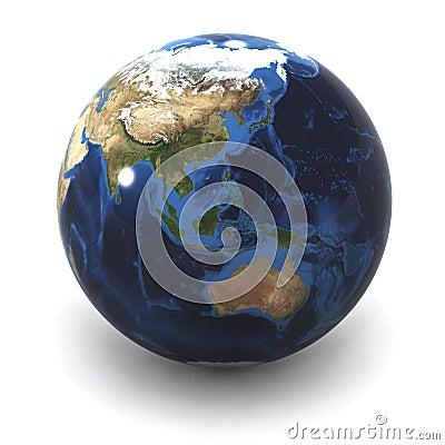 Globe Australia / Japan