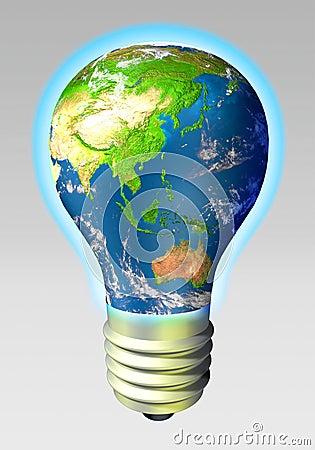 Globe energy - Asia and Australia