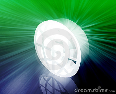 Globe international symbol