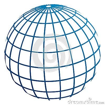 Free Globe Meridians / Earth Model Stock Photos - 3053213