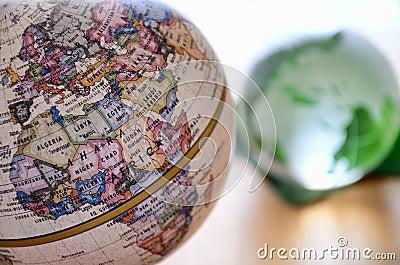Globe (north Africa)