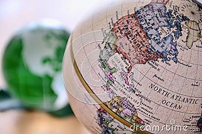 Globe (North America)
