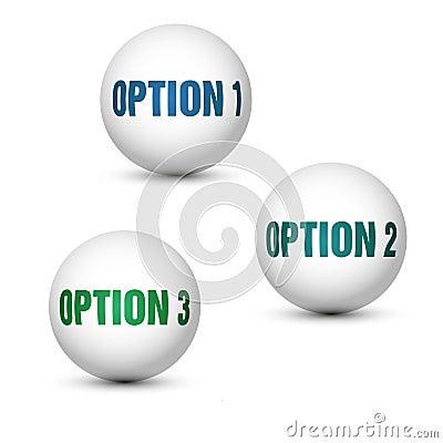 Globe options