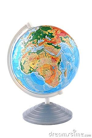 Free Globe School Stock Photography - 11724792