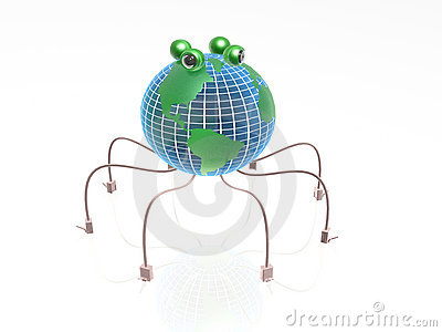 Globe spider