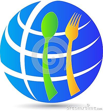 Globe spoon fork