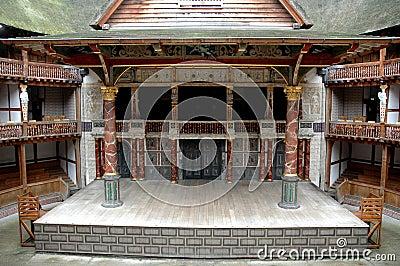 Globe Theater 3