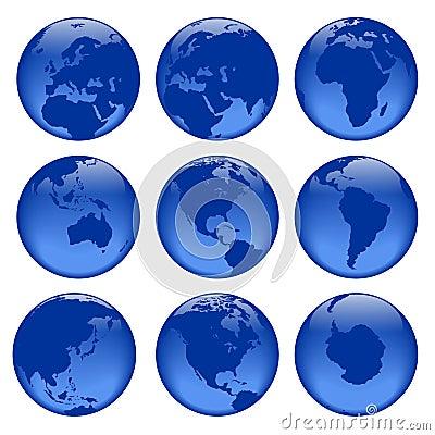 Globe views #1