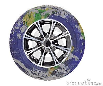 Globe-wheel