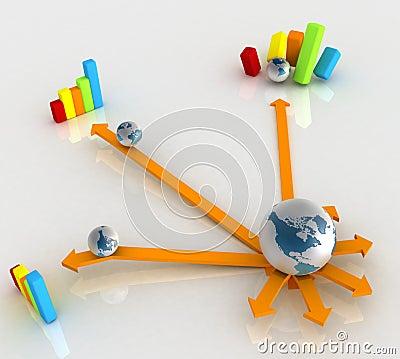 Free Globe World Royalty Free Stock Images - 5144459