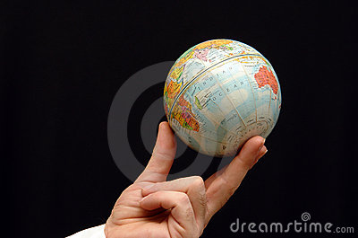 Globe XVII