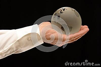 Globe XXV