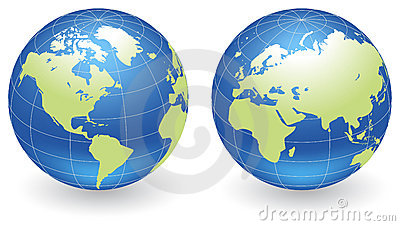 Globes of Earth
