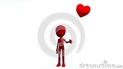 Globo del amor