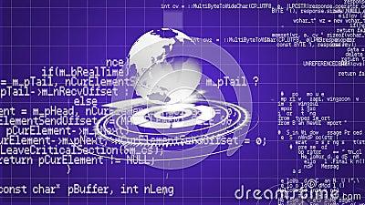 Globo y códigos de programa