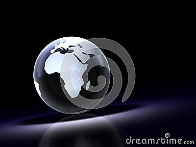 - globus odludna