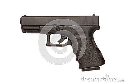 Glock 9mm handgun