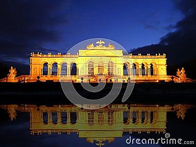 Gloriette, Schoenbrunn Palace, Vienna