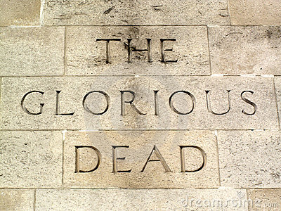 The Glorious Dead  the Cenotaph