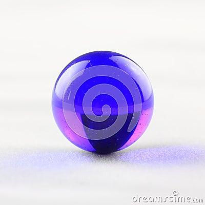 Marble dark-blue
