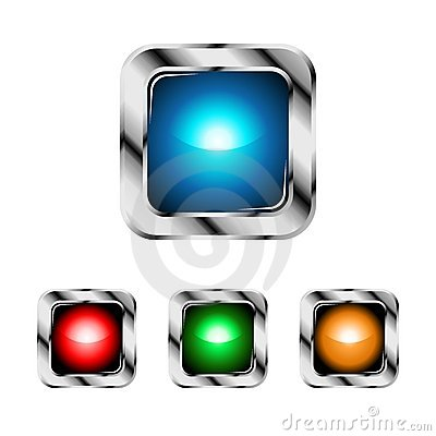 Glossy sphere designs