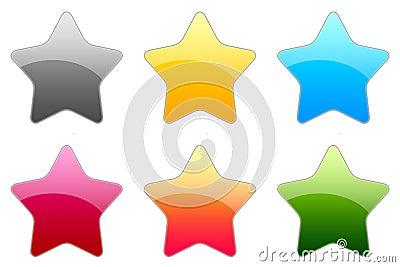 Glossy Symbols