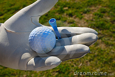 Gloves golf