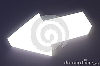 Glow Arrow