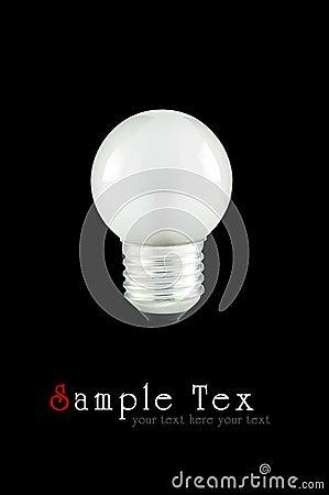 Glow lamp