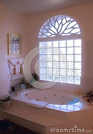 Glowing Bath