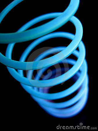 Glowing Coil