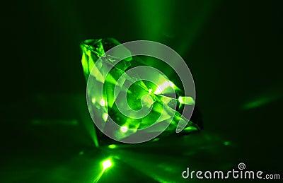 Glowing Gem