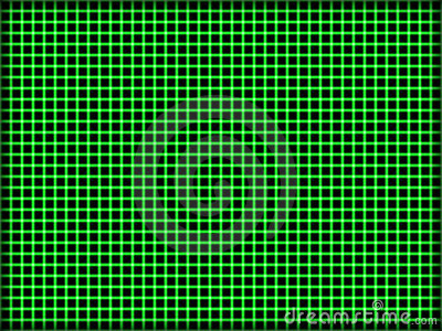 Glowing Grid Background