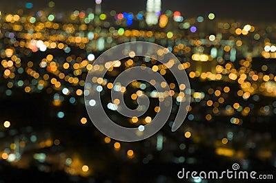 Glowing light