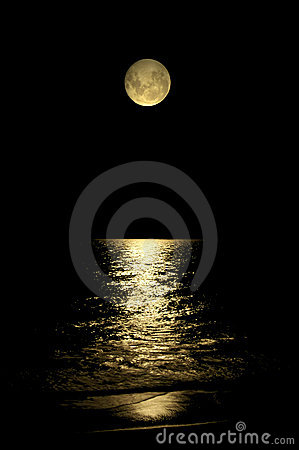 Free Glowing Moon Stock Photos - 2627053
