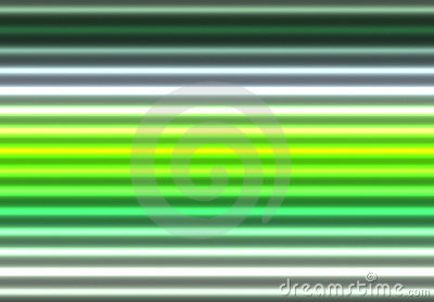Glowing Neon Lights Abstract
