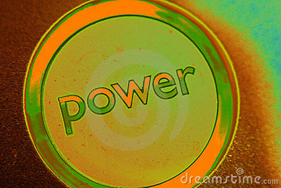 Glowing power Switch