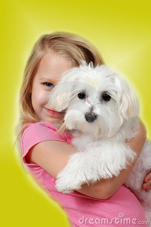 Free Glowing Puppy Love 2 Stock Images - 567284