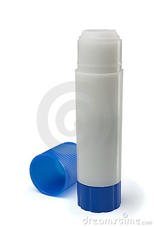 Free Glue Stick Stock Photography - 16071532