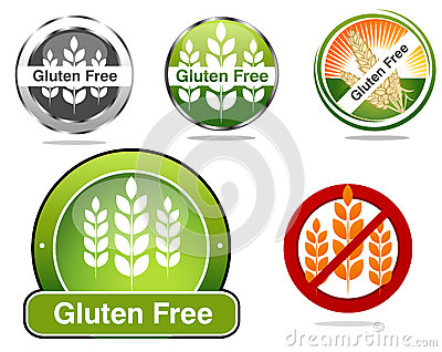Gluten free seals for celiac sprue treatment