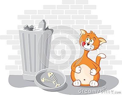 Glutton Cat