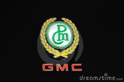 Gmc  logo Editorial Photo