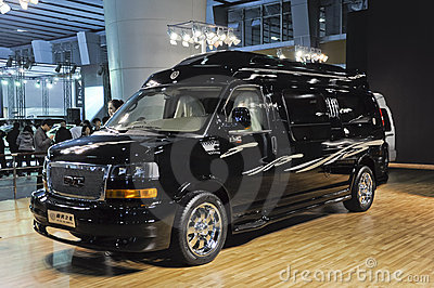 GMC PMC limited Editorial Stock Photo