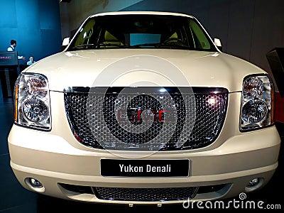 GMC Yukon Denali Editorial Photo