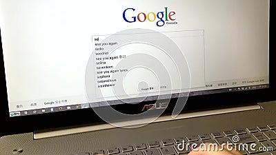 Gmeranie na Google